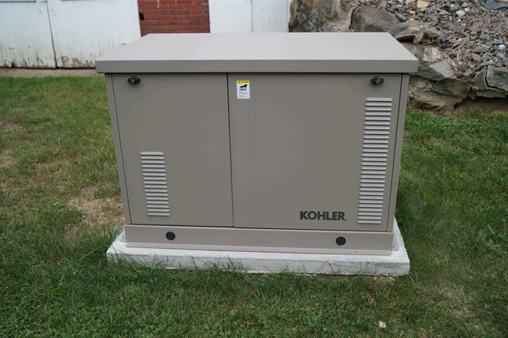 home standby generator in seacoast nh and maine