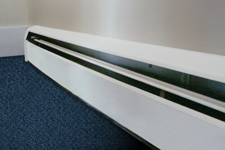how baseboard heaters work and how to clean