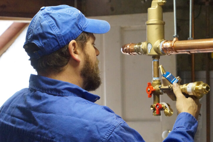 preventive maintenance for green heating system