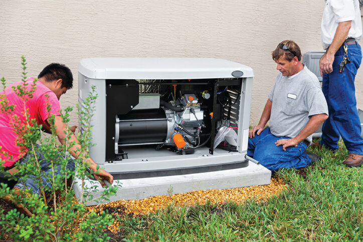 home generator maintenance services in nh and maine