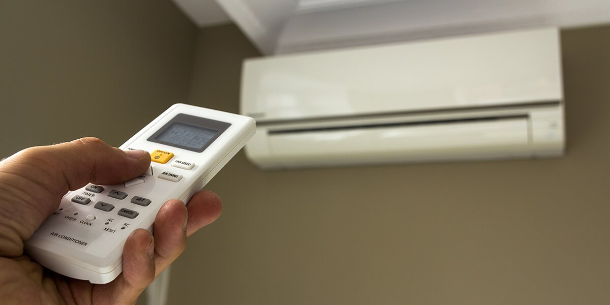 options for retrofitting a house with air conditioning